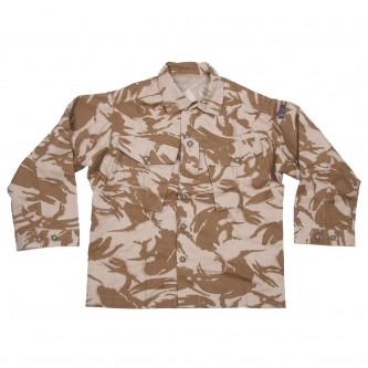 Риза от армията на Великобритания GB DPM Desert Camo