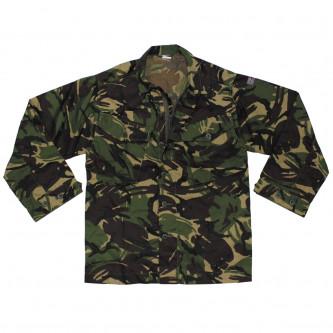 """Тактическа риза от армията на Великобритания GB Combat DPM Camo, """"Lightweight"""""""