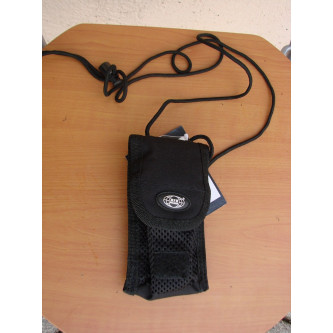 Калъф за мобилно устройство , ''МОЛЛЕ'' , със шнур и пвц стопер.