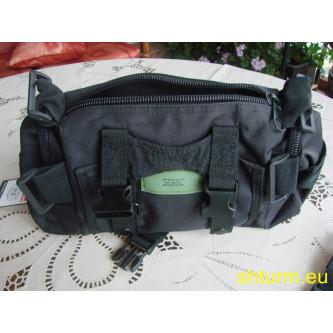 Чанта тактическа , за ръчно носене   , на кръста и през рамо.