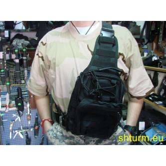 Чанта оргънайзер за ръчно носене и носене през рамо '' молле ''.