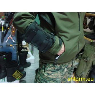 Армейски портфейл за документи , пари и карти , тип ''планшет''